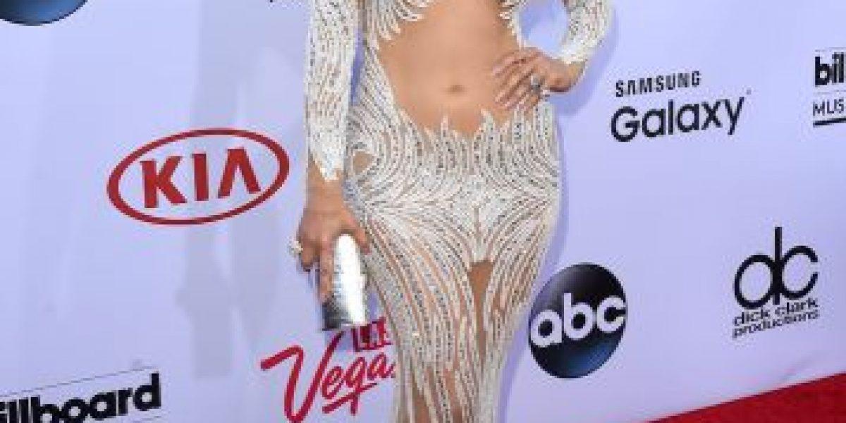 Estas son las mejor vestidas de los Premios Billboard Music Awars