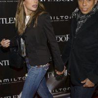Ronaldo y Daniela Cicarelli Foto:Getty Images