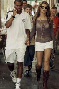 Ashley Cole y Cheryl Cole Foto:Getty Images