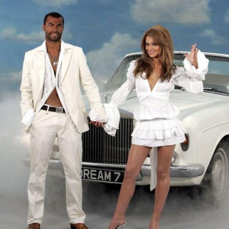 La modelo y cantante se divorció del futbolista inglés, después de sus múltiples engaños Foto:Getty Images
