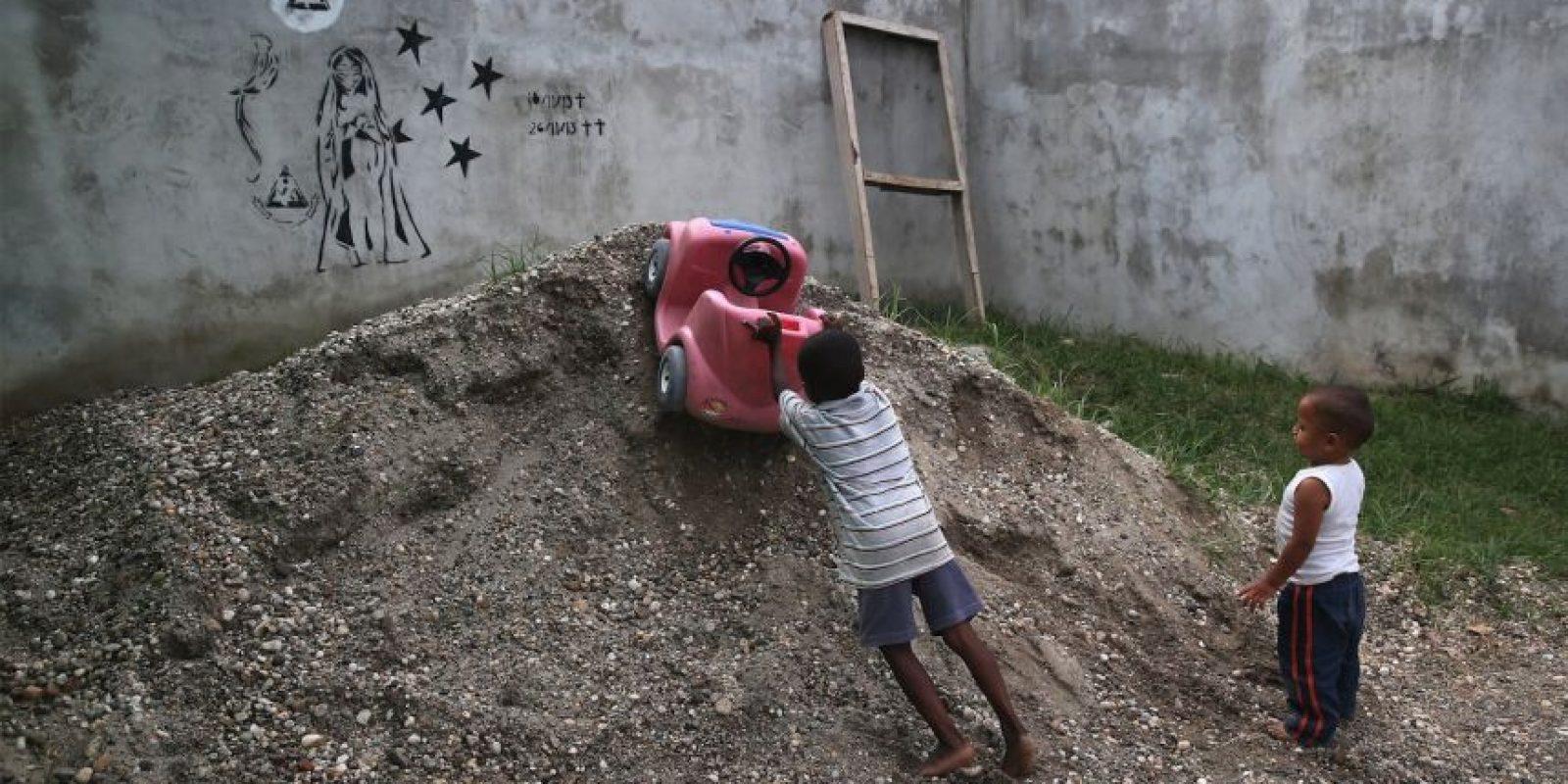 El castigo físico en las escuelas está prohibido por ley en: Ecuador, Honduras, República Dominicana y Venezuela Foto:Getty Images