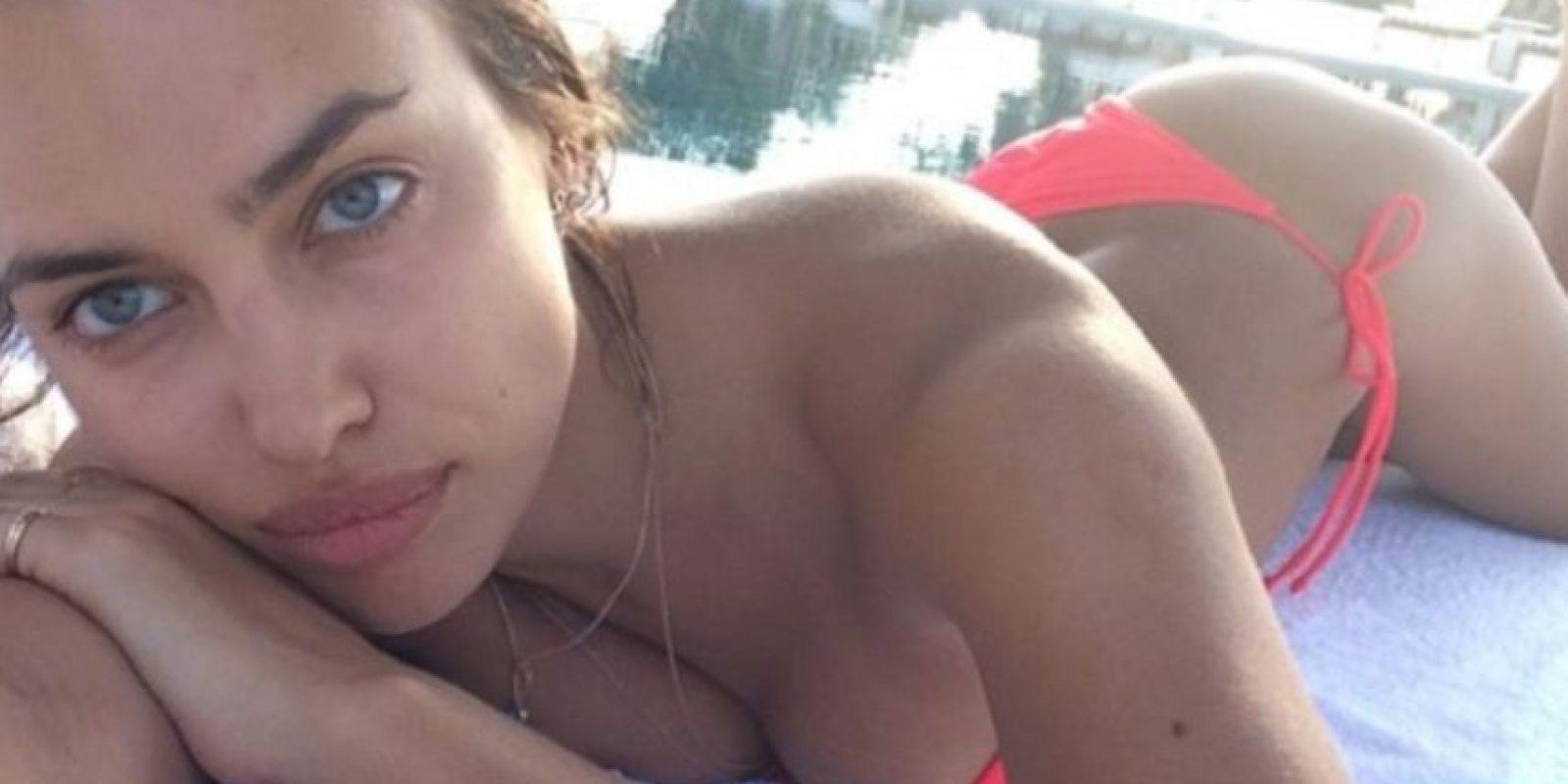 Medios británicos aseguran que Cristiano le fue infiel a Irina con más de 10 mujeres Foto:Vía instagram.com/irinashayk