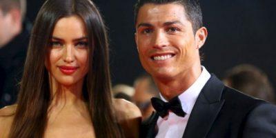 Cristiano Ronaldo e Irina Shayk Foto:Getty Images