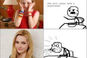 Es una de las actrices adolescentes más prometedoras. Foto:vía QuickMeme