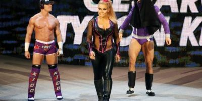 Superaron a Tyson Kidd y Cesro Foto:WWE