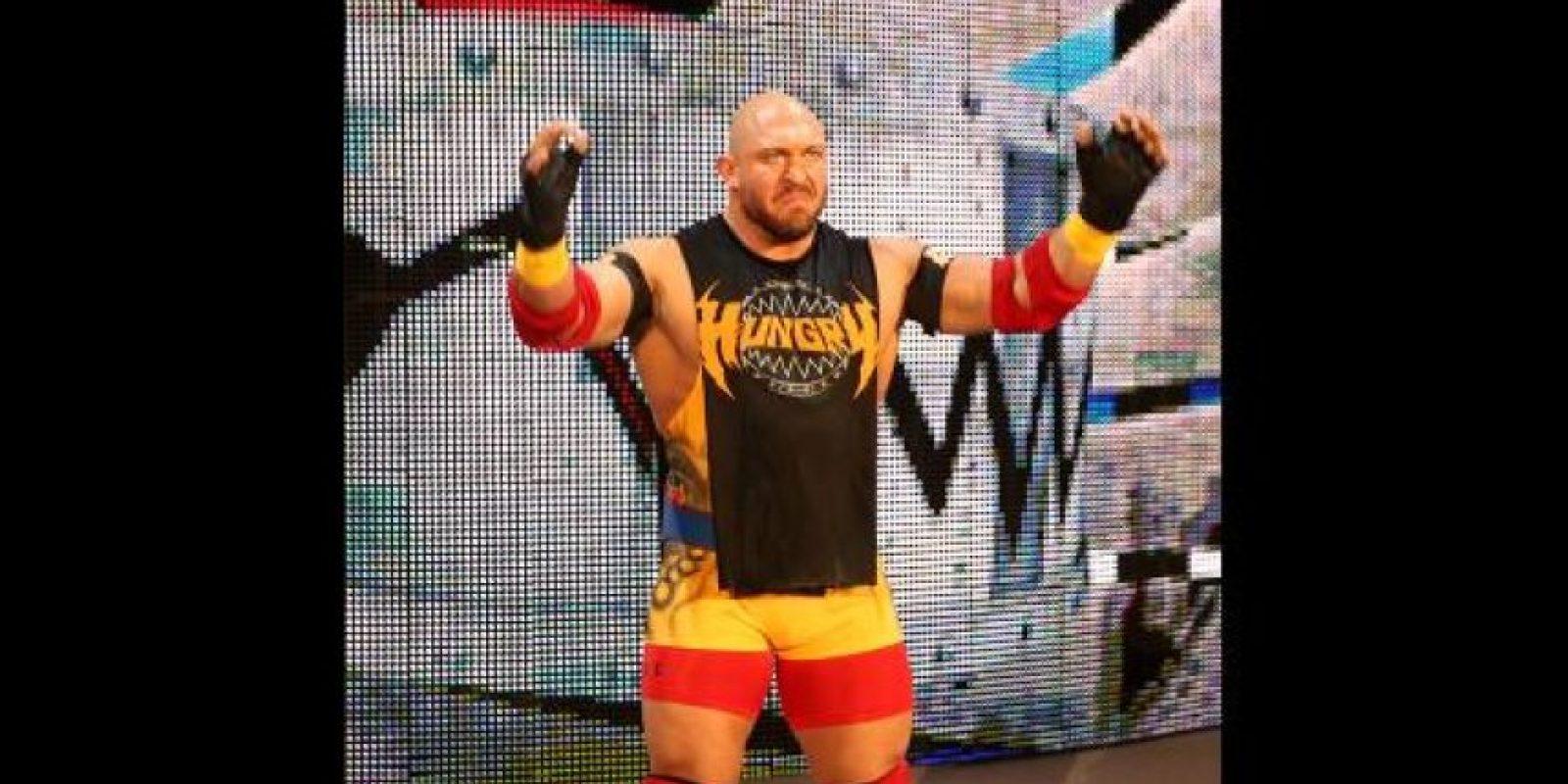 Le pasó por encima a Ryback Foto:WWE