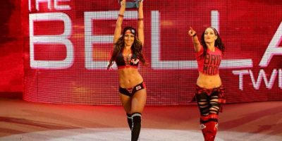 Derrotaron a the Bella Twins Foto:WWE