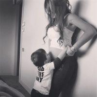 Actualmente, Leo y Antonella esperan a su segundo bebé. Foto:Vía instagram.com/leomessi