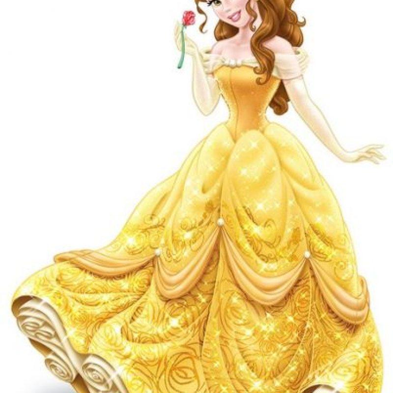 """Bella de """"La Bella y la bestia"""" Foto:Disney"""