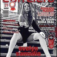Evelyn Samudio. La modelo y Miss Verano Bicentenario de Paraguay falleció en un accidente automovilístico. Foto:Revista Cartelera
