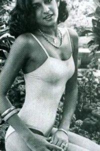 Fue coronada como Miss Venezuela en 1980, años más encontraron su cuerpo sin vida con un impacto de bala en su cabeza. Foto:Tumbrl
