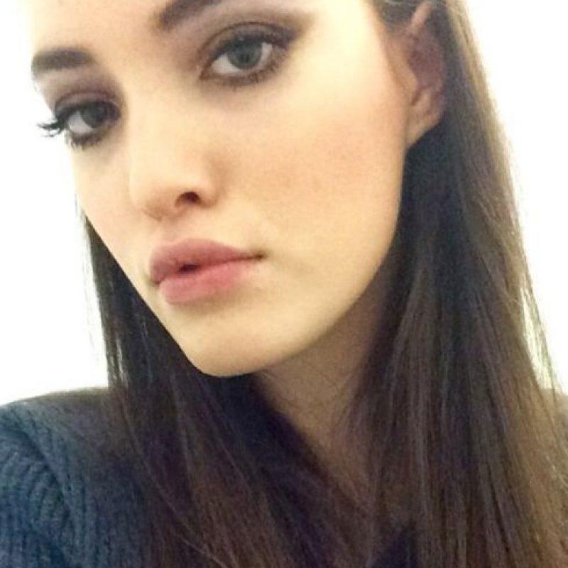 """No le importa que sepan no siempre sale """"guapa"""" en sus fotos. Foto:Vía Instagram: @meganfayy"""
