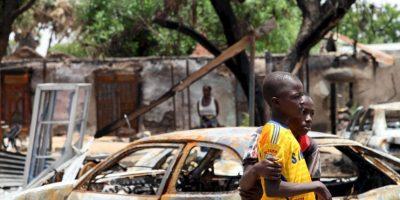 Un atacante suicida mató a ocho personas e hirió gravemente a otras 14, cuando detonó explosivos atados a su cuerpo. Foto:AFP
