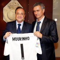 En 2010, José Mourinho llegó al Real Madrid. Foto:Getty Images