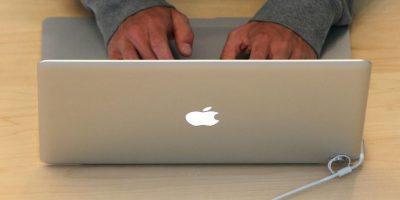 MacBook Pro es una línea de computadores portátiles de alto rendimiento de Apple Inc. que tiene como mercado objetivo los usuarios profesionales Foto:Getty Images