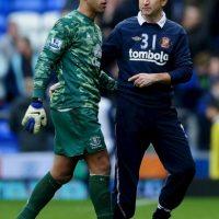 Ha militado en el Everton y Manchester United Foto:Getty Images