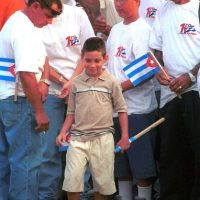 González indicó a ABC que su madre falleció por salvarle la vida. Foto:Getty Images