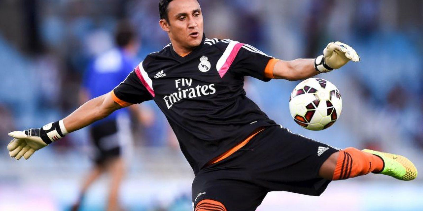 Sueña con ser el portero titular del Madrid Foto:Getty Images
