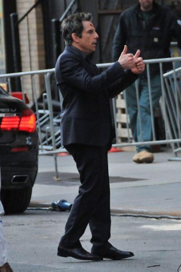 """Según una exasistente, citada en el portal """"The Frisky"""", Stiller quería solo un tipo especial de Nestea y todo el tiempo estaba revisando su cabello. Foto:vía Getty Images"""