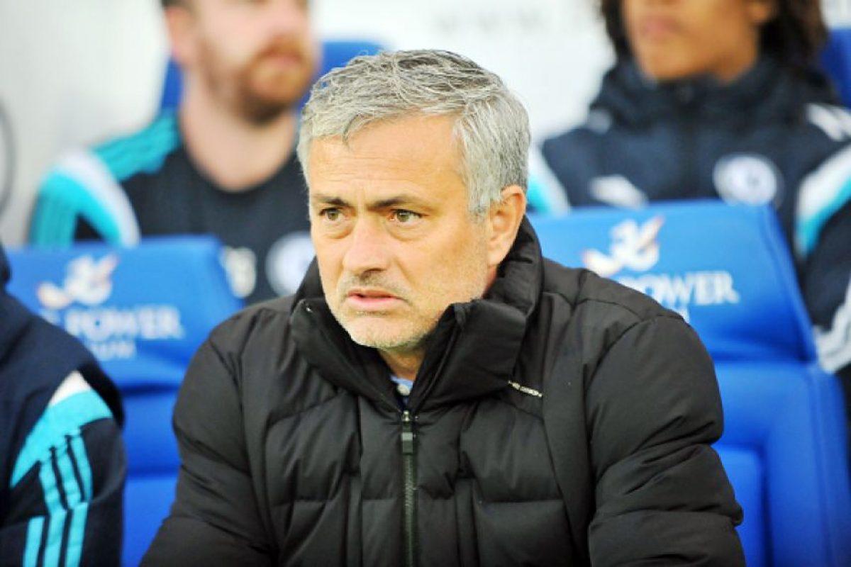 Dirigió al Real Madrid durante tres temporadas, de 2010 a 2013. Foto:Getty Images