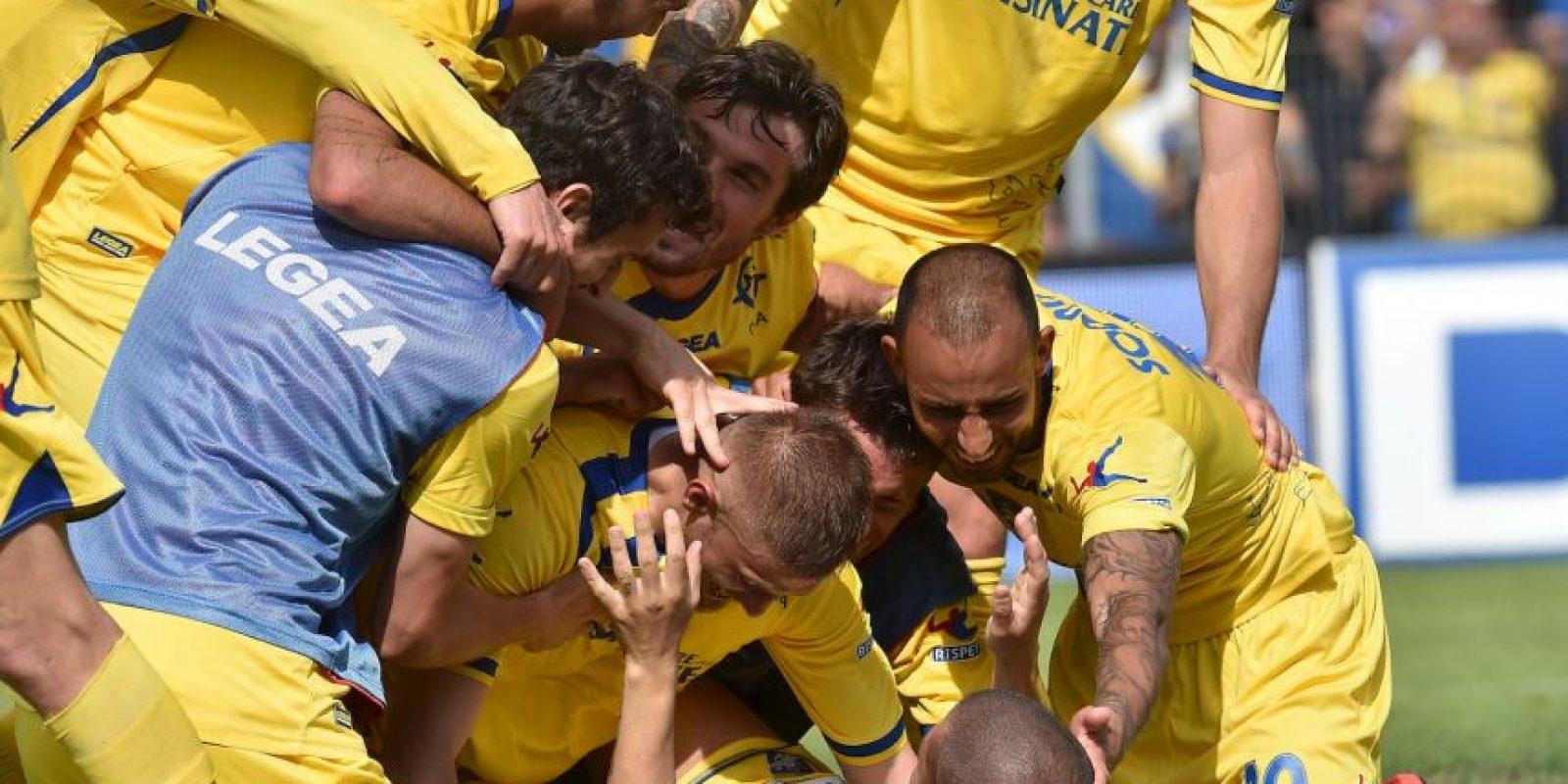 Pero nunca en la Serie A Foto:Getty Images