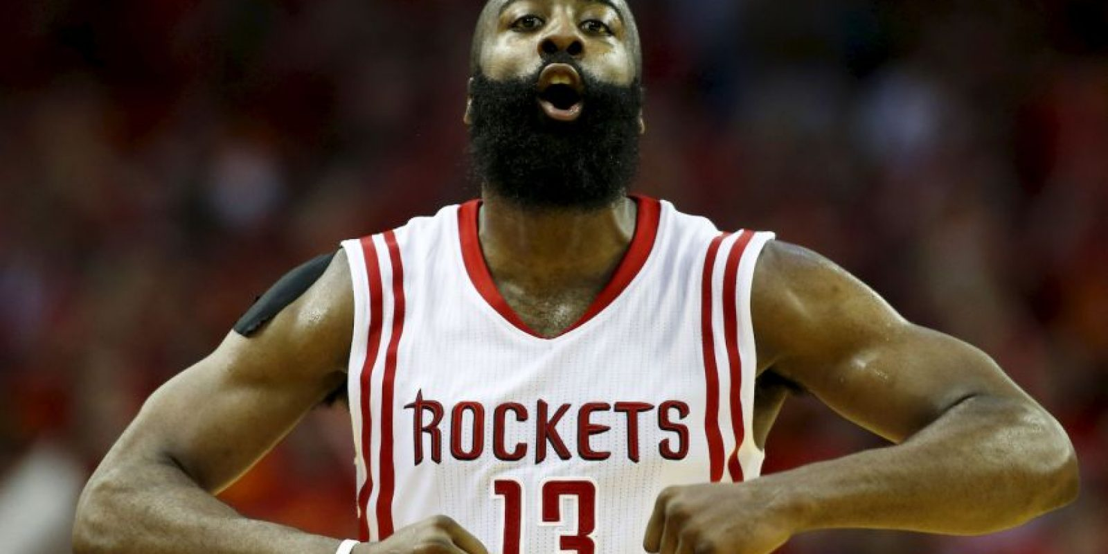 1. James Harden Foto: Getty Images