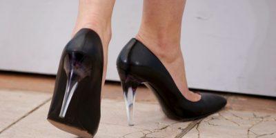 """Varias mujeres no pudieron entrar al estreno de """"Carol, una historia de amor lésbico"""", porque usaban zapatos planos Foto:Getty Images"""