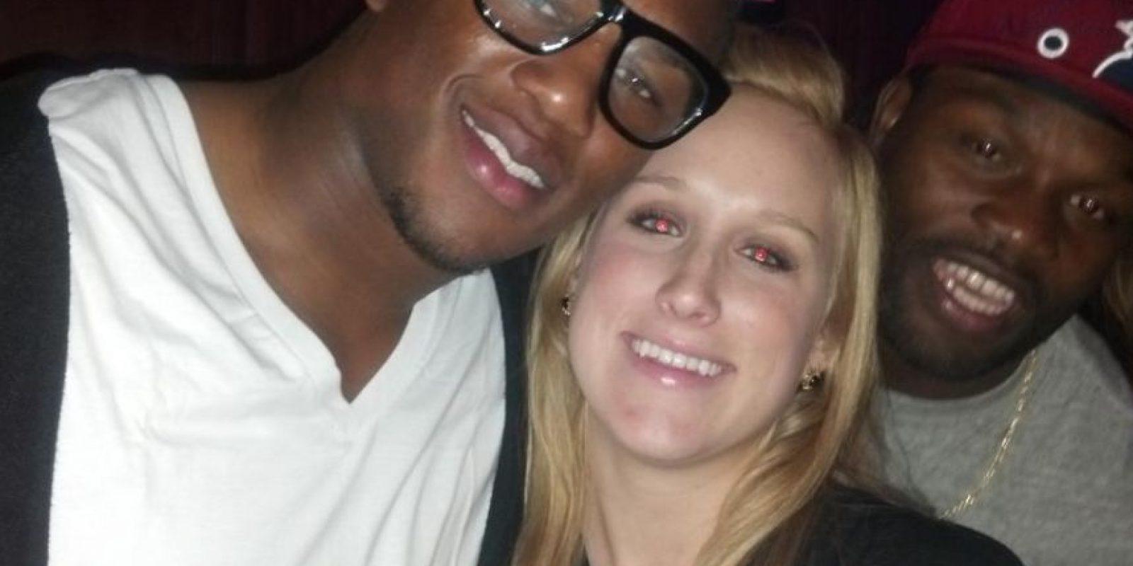 En septiembre de 2014, los Tampa Bay Bucaneers lo contrataron, pero lo liberaron pocos días después. Foto:Vía twitter.com/cuatrotres