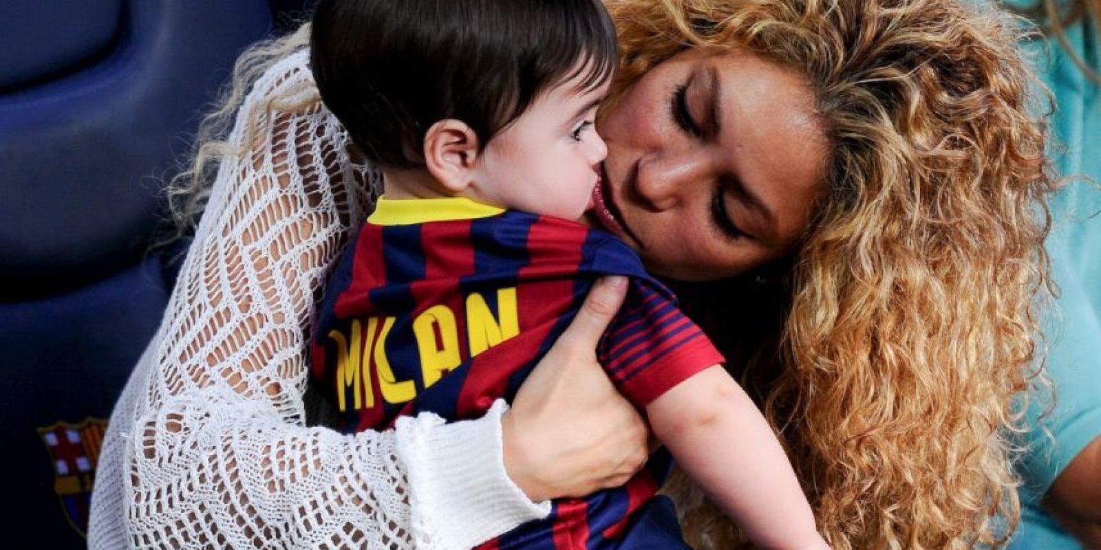 Nació el 22 de enero de 2013. Foto:Getty Images