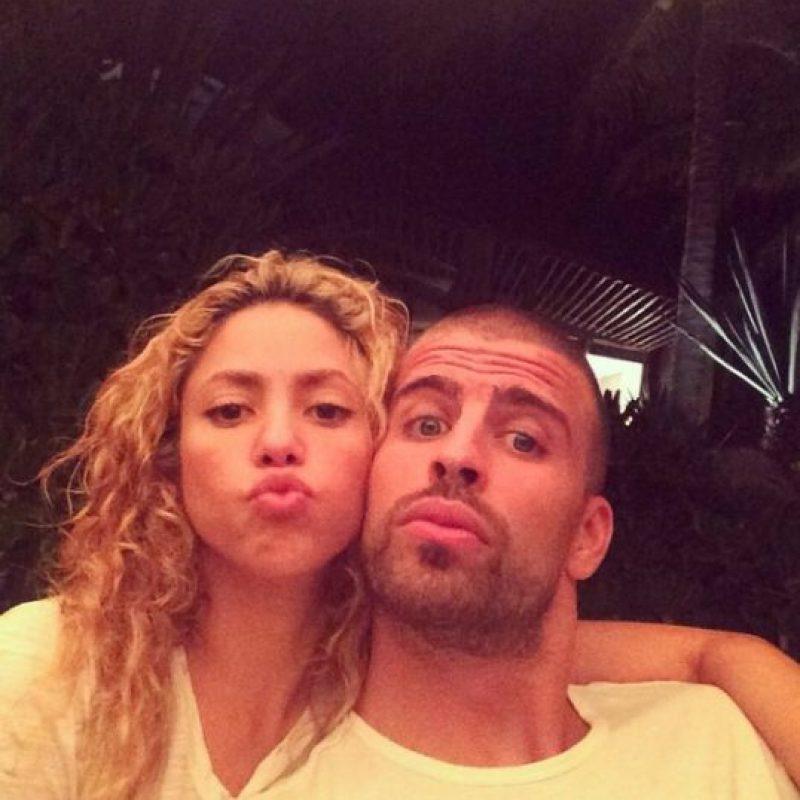 Shakira anunció su relación con Gerard por medio de su cuenta en Twitter. Foto:vía instagram.com/shakira