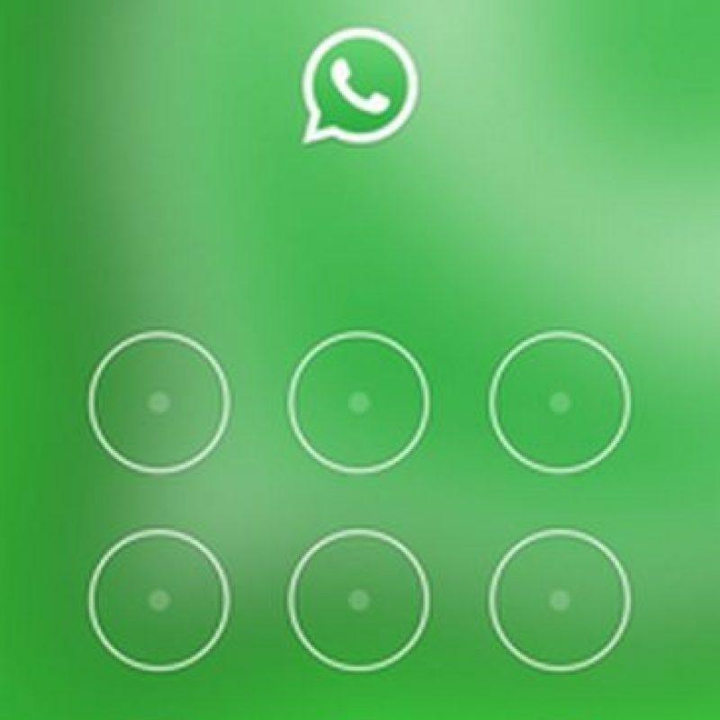 CM Security permite colocar un patrón de desbloqueo a WhatsApp. Foto:Cheetah Mobile (AntiVirus & AppLock)