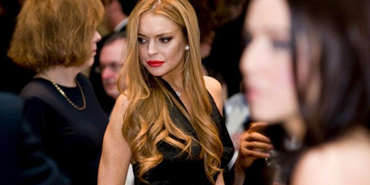 VIDEO: ¿Lindsay Lohan congeló su cuerpo para evitar la prisión?
