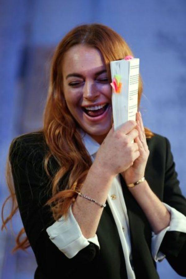 """Lohan deberá cumplir su sentencia de 125 horas antes del 28 de mayo o tendrá """"que enfrentar las consecuencias"""", es decir, terminar en prisión Foto:Getty Images"""