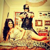 De las armas… Foto:vía instagram.com/candyshopmansion