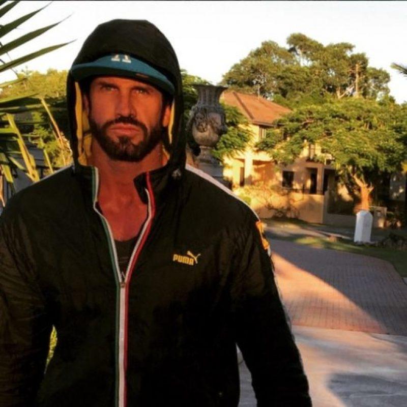 Su nombre es Travers Beynon y vive en Australia Foto:vía instagram.com/candyshopmansion