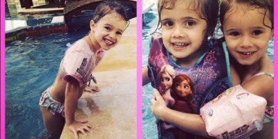 Aquí las hijas de Beynon y Appleby Foto:vía instagram.com/candyshopmansion
