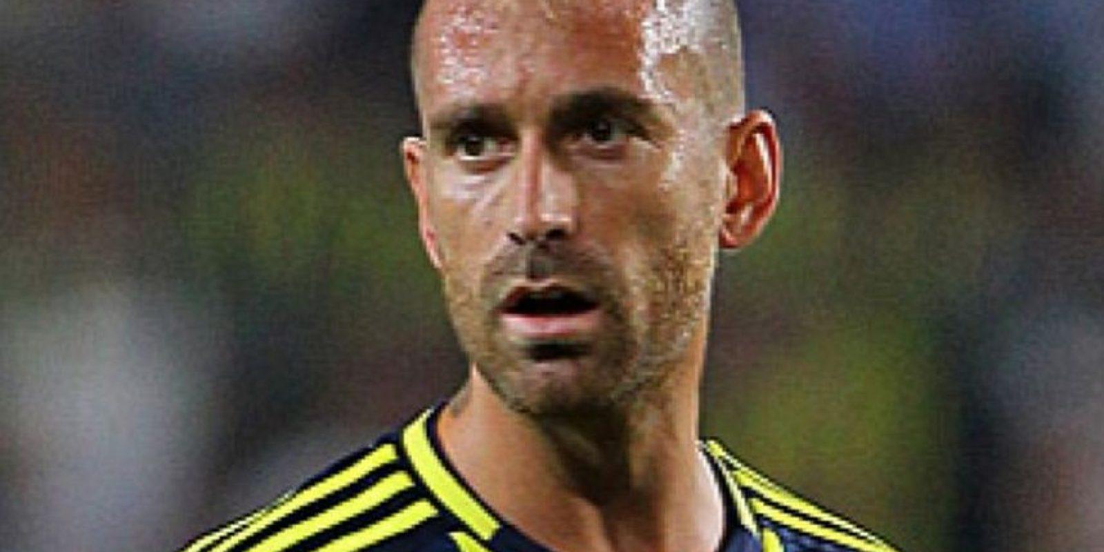 Así lucía el futbolista portugués hace dos años Foto:Vía /instagram.com/official_raul_meireles