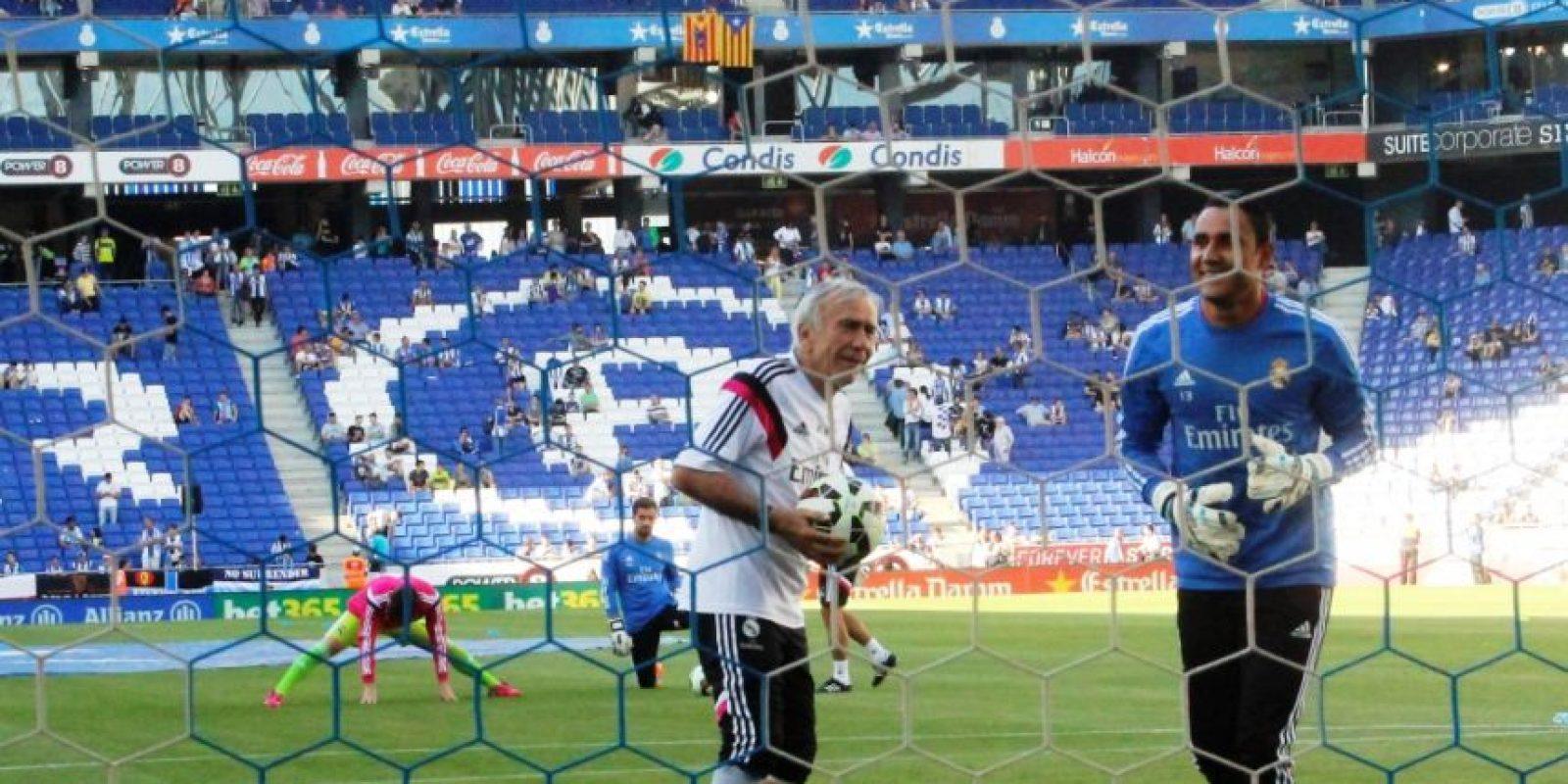 Solo ha jugado 12 partidos como titular Foto:Ramon Mompió
