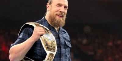 """El ex monarca Intercontinental de la WWE es apodado """"La Barba"""" Foto:WWE"""