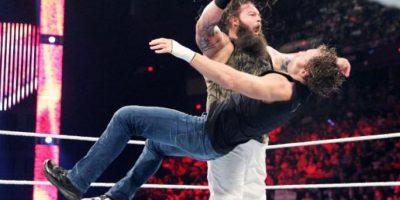 """""""El Devorador de Mundos"""" es uno de los rudos más respetados de la actualidad Foto:WWE"""