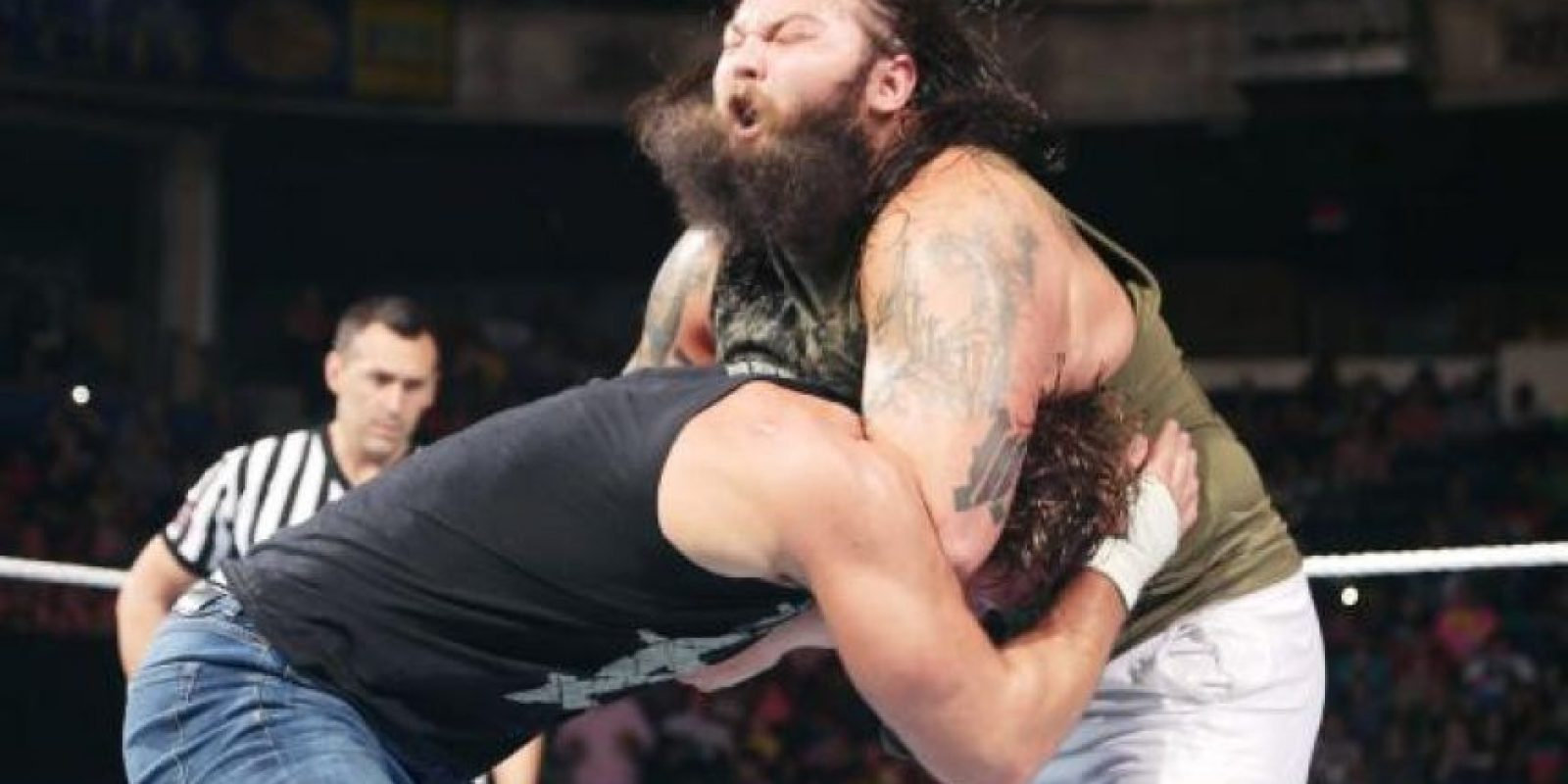 7. Bray Wyatt Foto:WWE