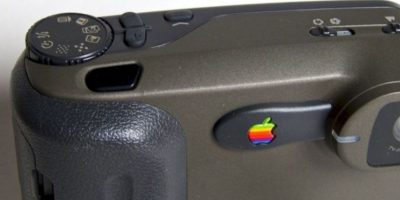 """QuickTake Camera se planeó como una """"la cámara"""" de Apple, pero el exorbitante precio de 700 dólares, en 1995, no la dejó brillar por mucho tiempo Foto:Wikicommons"""