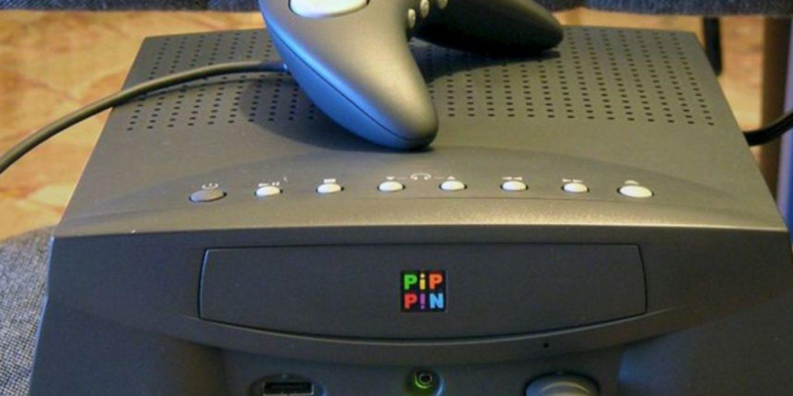 Este es Pippin, la consola de videojuegos de Apple. Creada en 1995 se vio opacada por Nintendo y Sony Foto:Wikicommons