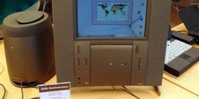 Apple TAM (Twentieh Anniversary Macintosh) fue creada por el vigésimo aniversario de la firma Foto:Wikicommons