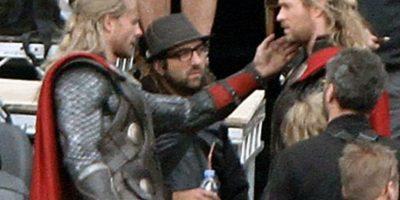 """Es el doble de Chris Hemsworth en """"Avengers: Age of Ultron"""" Foto:Vía twitter.com/bobbyhanton"""