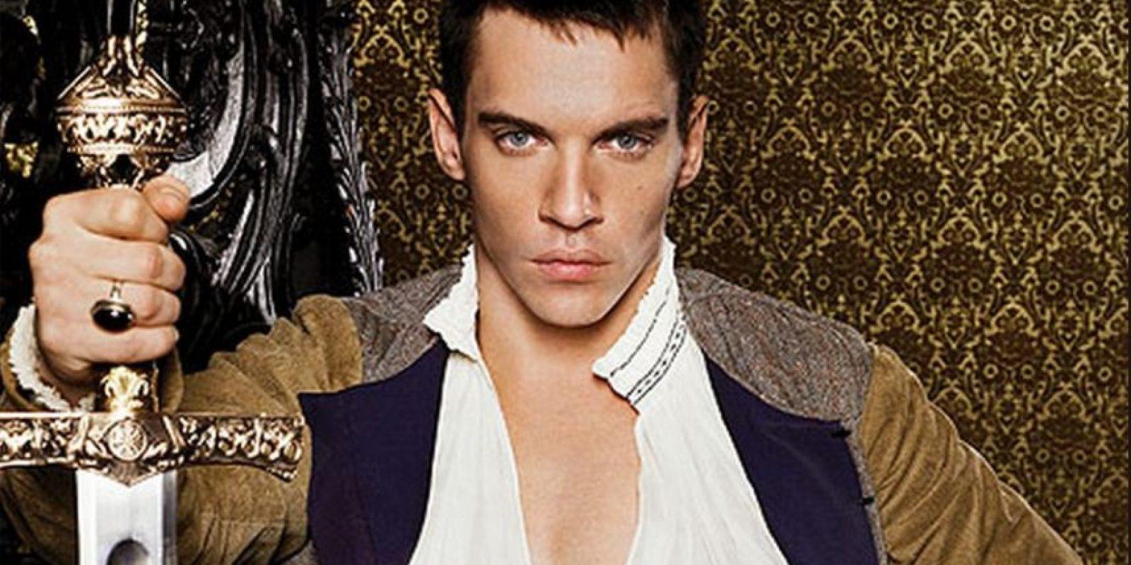 """Donde le dio vida a el """"Rey Enrique VIII"""" Foto:Showtime"""