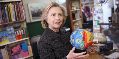 Su declaración la hizo en el estado de Iowa, una de sus paradas de campaña. Foto:AFP