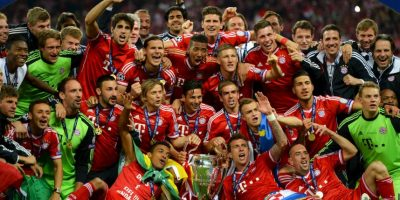 7. Bayern Munich Foto: Getty Images