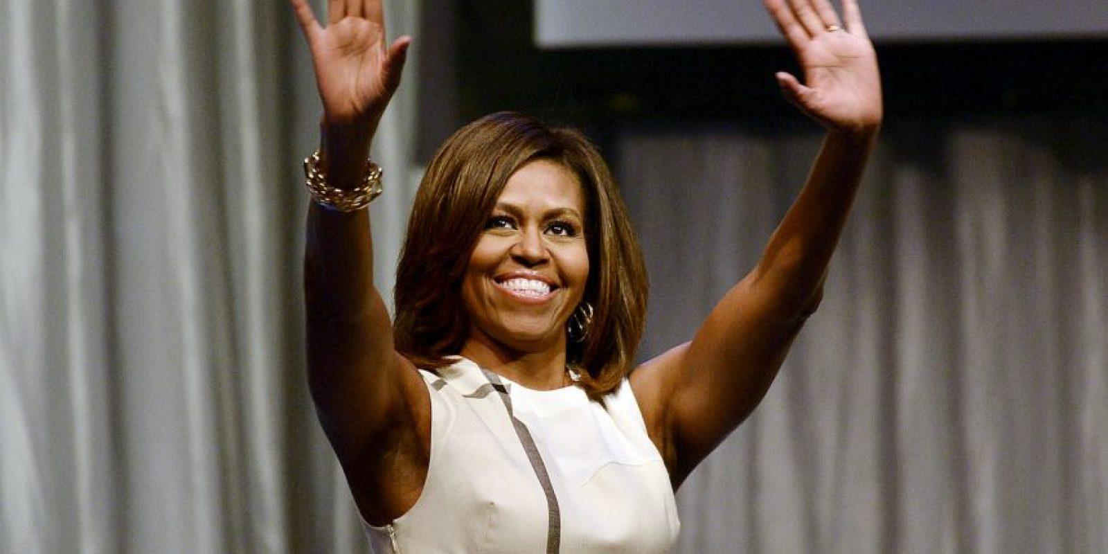 Esta campaña la comenzó con el proposito de promover una vida sana y activa. Foto:Getty Images