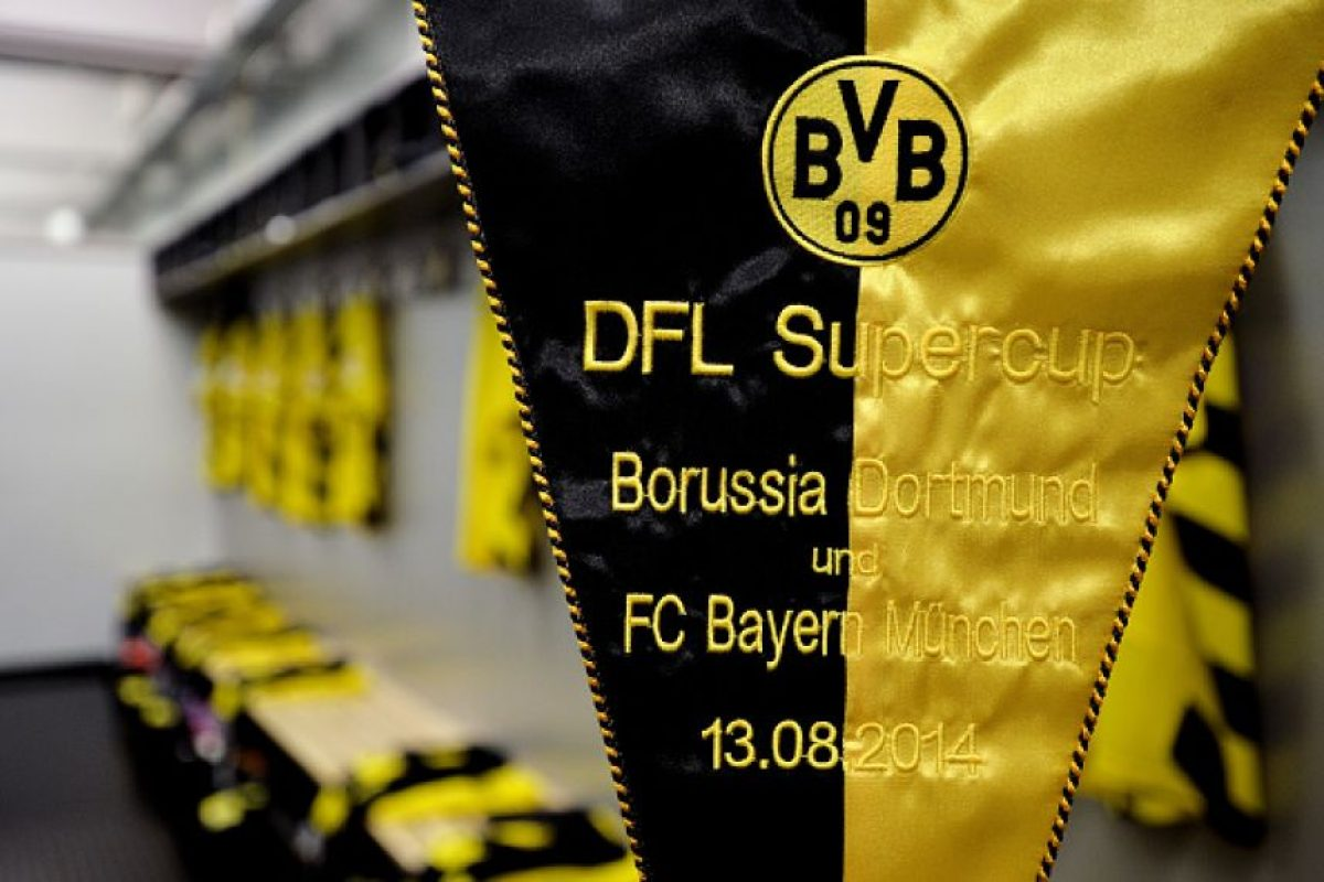 Estadio: Signal Iduna Park Foto: Getty Images